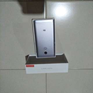 Redmi note 4 (64GB)(dark grey)