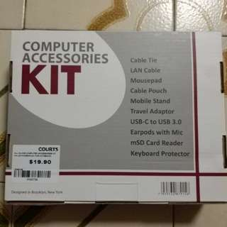 Computer Accessories Kit