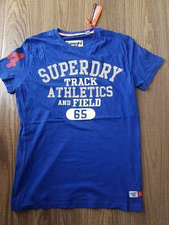 Superdry S及M size