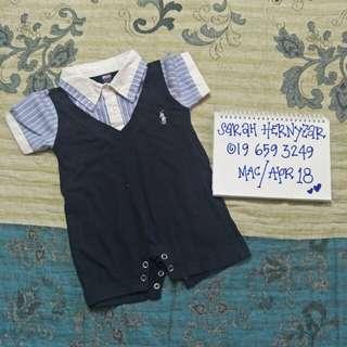 Pre❤ Polo Ralph Lauren jumpsuit