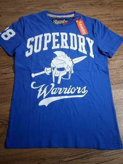 Superdry S size