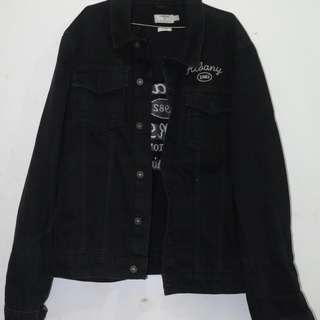 Topman Denim Jacket Classic Size XL