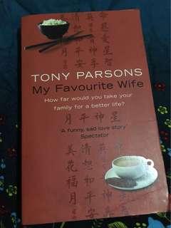 Tony Parson - My Favorite Wife