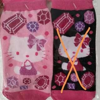 Hello Kitty Sanrio socks for big girls 22-24cm