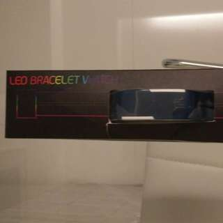 LED Bracelet Watch