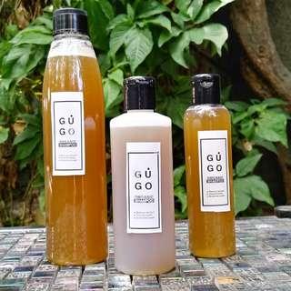 Gugo Organic Shampoo with Aloe Vera Extract