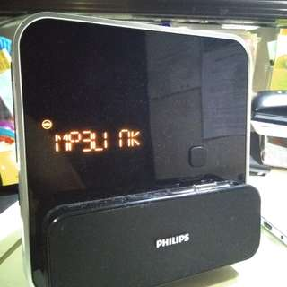 Philips Iphone Docking Entertainment System