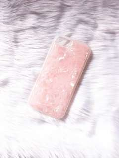 Iphone 6/s 7/8 Plus case - Pink Shell