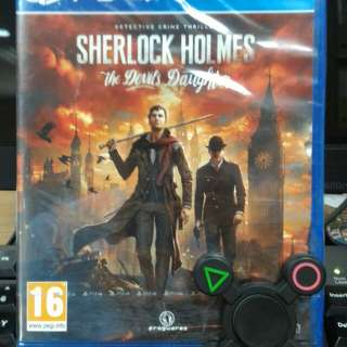 [PS 4] Sherlock Holmes - The Devils Daughter
