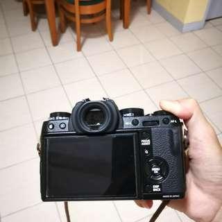 Fujifilm x-t1 body