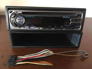 Kenwood KDC-226/PH4 (Single Din) car stereo