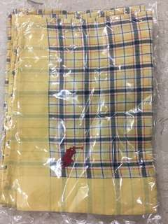 Polo Ralph Laurent handkerchief scarf 48 x 48 cm