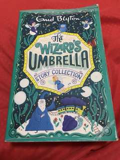Enid Blyton:the wizard's umbrella story collection