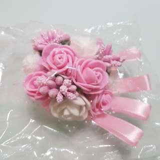 Wedding bridesmaid handflowers