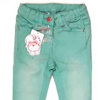JSP - Jeans Tosca Blue #MauMothercare