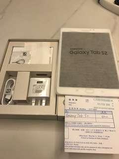 100% 全新Samsung Galaxy Tab S2