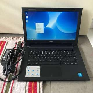 Pre-owned Laptop Dell Inspiron (Windows 8) Core i3