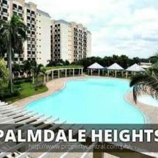 Palm dale heights condominium for rent  Pasig City