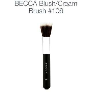 Becca 腮紅刷 粉底液刷 已降價