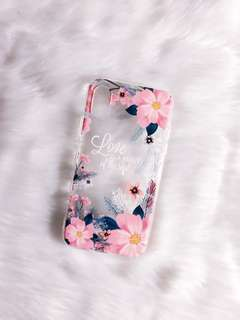 Iphone X case - Love Is A Beauty