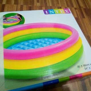 Intex kiddie pool