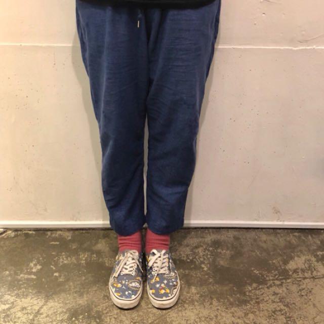2143 購買 牛仔鬆緊 上寬下窄 長褲 不分尺寸