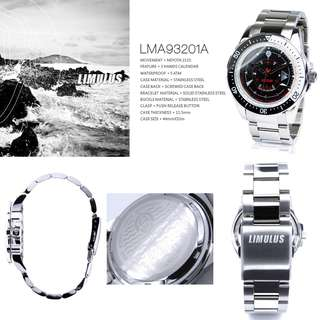 LIMULUS - Model no. LMA93201A (零售價格 : HK$880-/PC 現售四折)