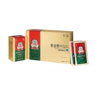 (父親節禮物精選) 正官庄 高麗蔘燉Mild 飲品 50ml x 30包