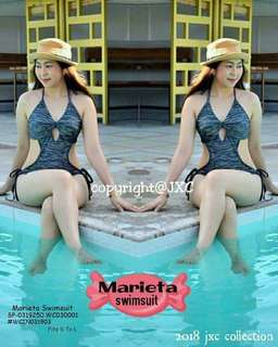 Marieta swimsuit fits S-L