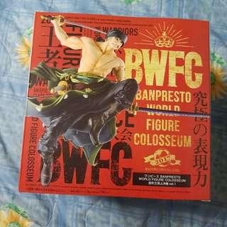 One Piece - Banpresto World Figure Colosseum: Zoukeio Tournament (vol. 1)- Roronoa Zoro