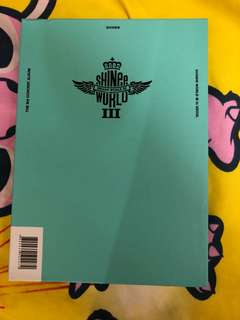 SHINee World III in Seoul 2CD