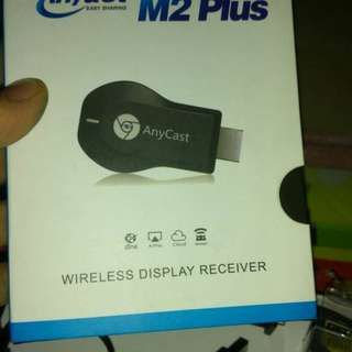 Anycast M2 Plus wireless display receiver