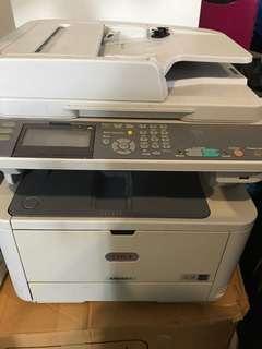 OKI MB461 printer/scanner/copier