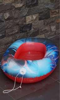Perahu Mainan Spiderman