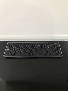 Lucky Logitech Wireless Keyboard
