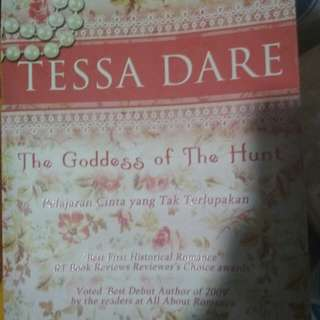 The Goddess of the Hunt by Tessa Dare