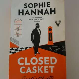 Sophie Hannah Closed Casket
