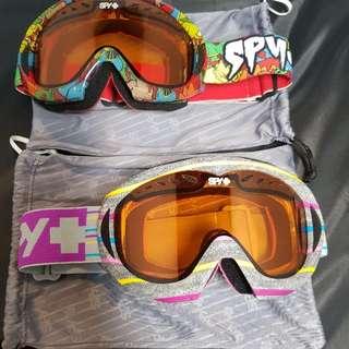 SPY Ski Goggles
