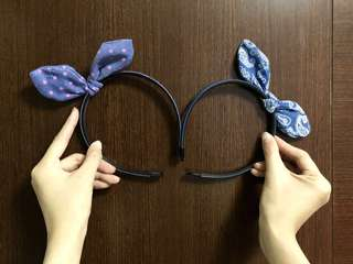 #2 Trendy Ribbon Hair Band