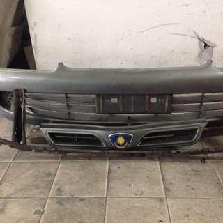 Original Bonet bumper bracket bumper satria/wira