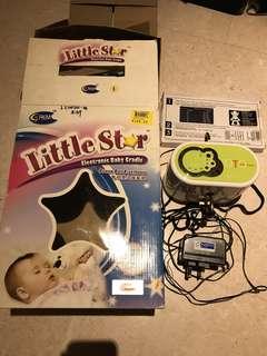 Electronic baby cradle - Yaolan