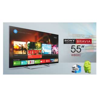"""SONY BRAVIA 55"""" FULL HD 3D ANDROID LED TV  (PAYMENT AFTER DELIVERY)"""