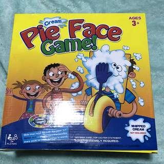 Pie Face Game 📌
