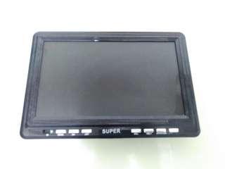 """SUPER 8"""" 小電視"""