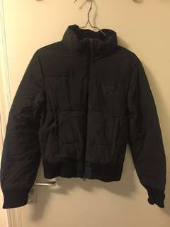 Y3 down jacket