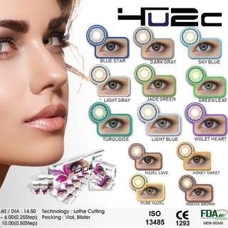 CONTACT LENS FOR 1 YEAT