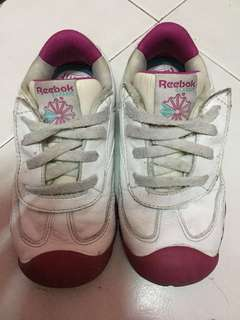 Reebok classic kids shoes