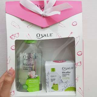 Ovale Micellar Water Acne & Brightening