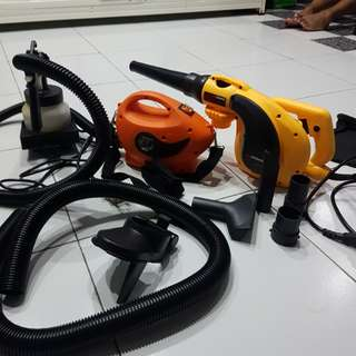 Blower & sprayer