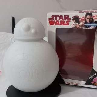 StarWars BB-8 Led Lamp